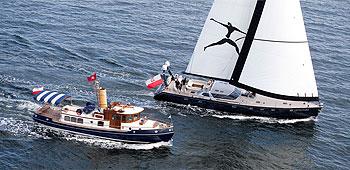 yacht design: