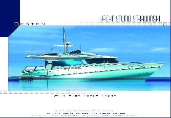 yacht design: Fast Motor Yacht