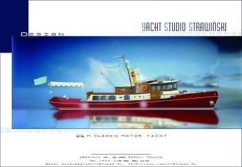 yacht design: Conrad C-80