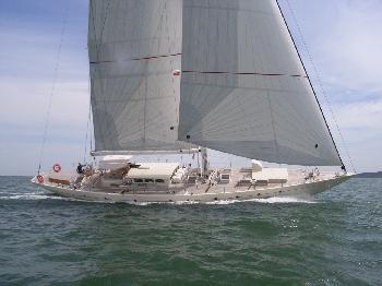yacht design: Vintage