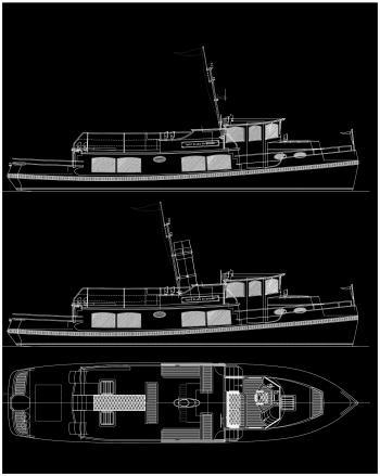 yacht design: Jelonek